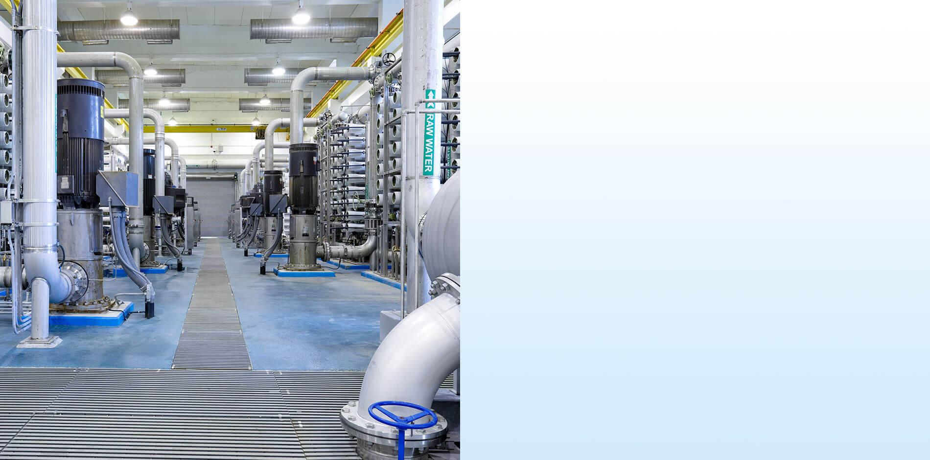能源和水利用效率最大化:海水淡化